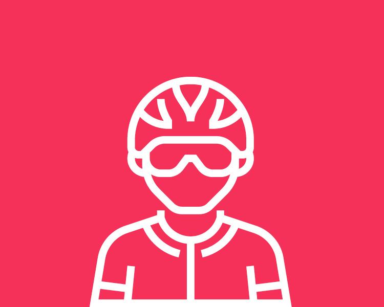 Velodromen avatar cyklist