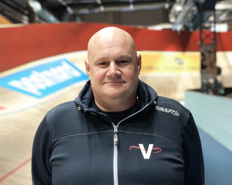 Velodromen - personal - Johan